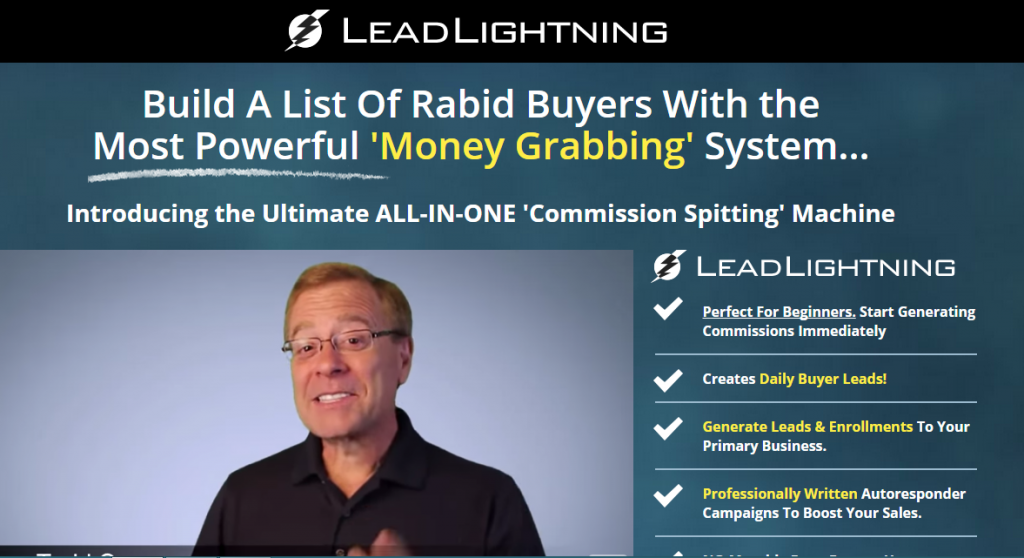 Leadlightening review-is it a scam?