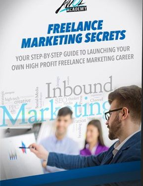 freelance marketing secrets – Affiliate marketing guide Or AWOL Academy funnel?